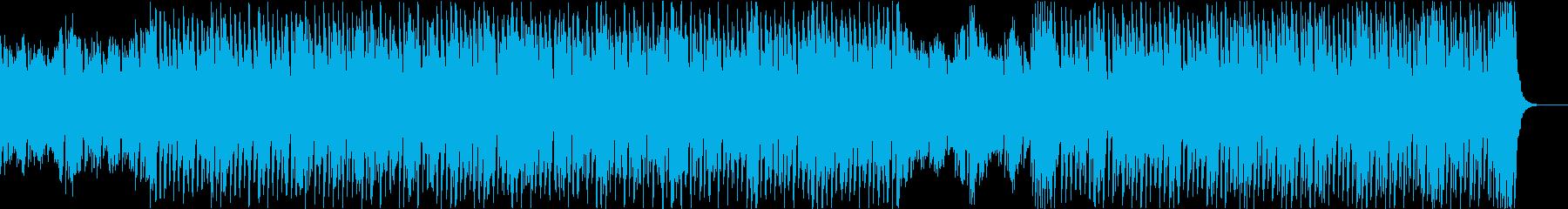 ニューディスコ、シンセポップ、80年代の再生済みの波形