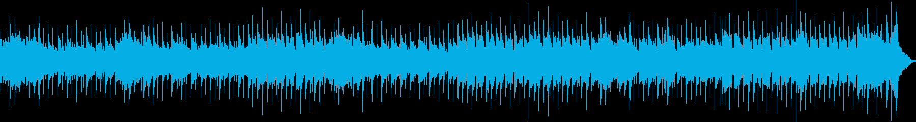 ロマンチック。プーさんの音。の再生済みの波形