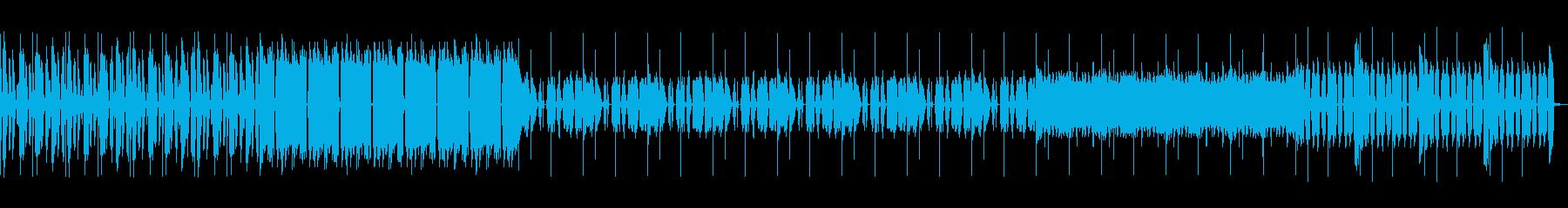 リラックス・作業用チルアウトの再生済みの波形