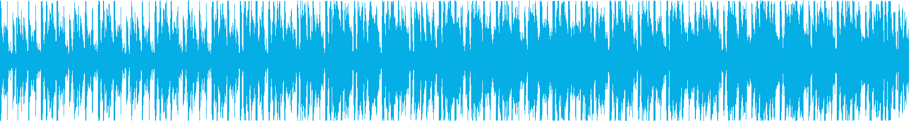 ギターが渋いAcid Jazz(ループ)の再生済みの波形
