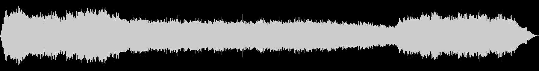 ディスカバリープラネットトーンの未再生の波形