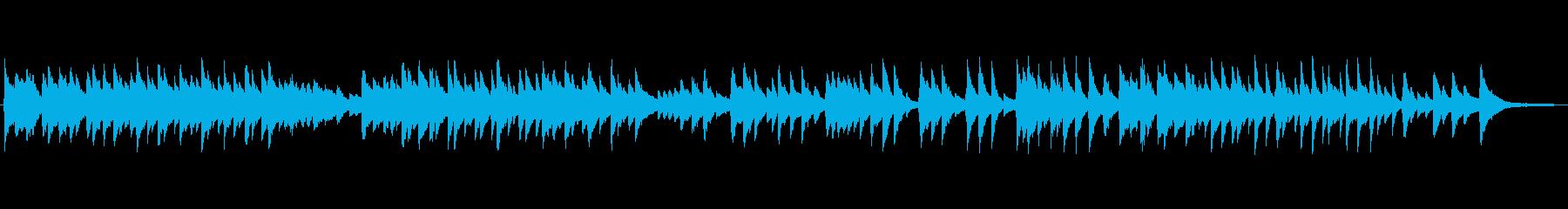懐かしい雰囲気のジャズラウンジピアノソロの再生済みの波形