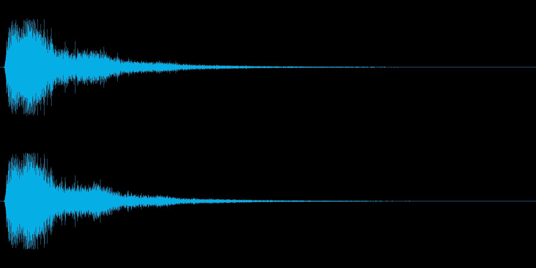 【出題03-4】の再生済みの波形