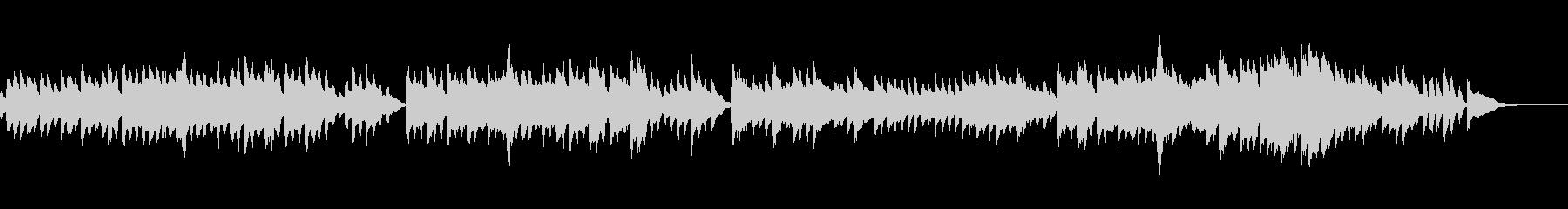 ピアノ練習曲/ブルグミュラー牧歌の未再生の波形