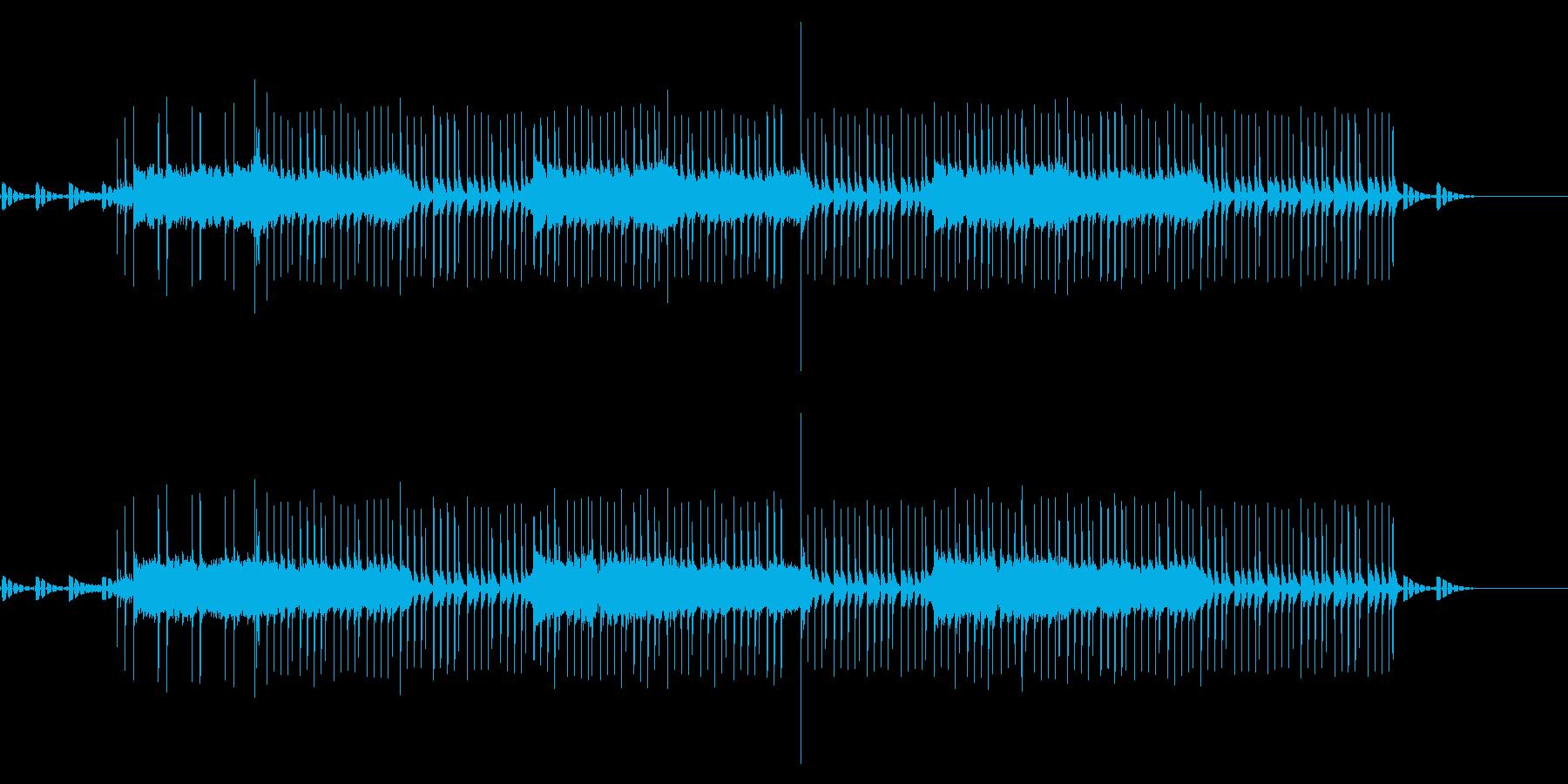 機械のダンジョン/近未来の再生済みの波形
