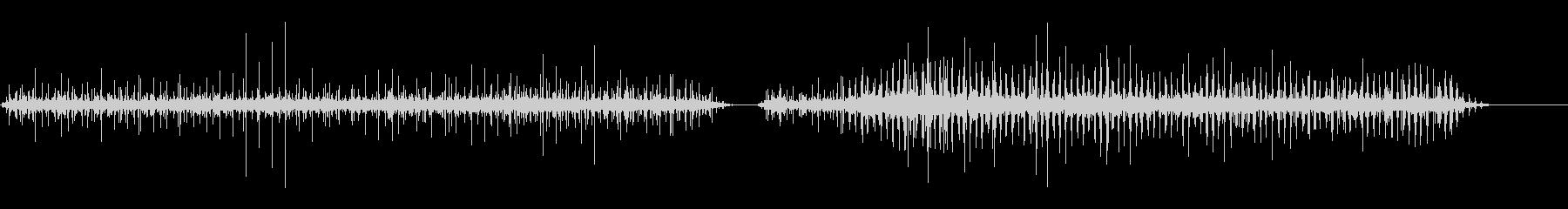 競馬-トロット1の未再生の波形