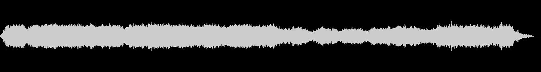 サンダー、一般的なモーターストレス...の未再生の波形