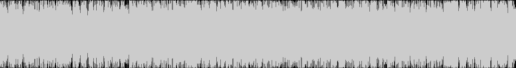 爽快で感動的な映像に効果的 Loop2の未再生の波形
