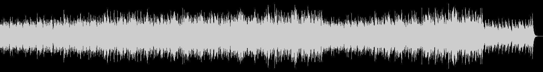 ケルト風ポップオーケストラ:ピアノ&弦の未再生の波形
