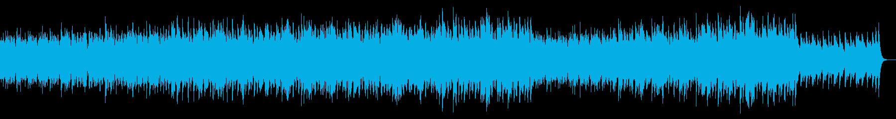 ケルト風ポップオーケストラ:ピアノ&弦の再生済みの波形