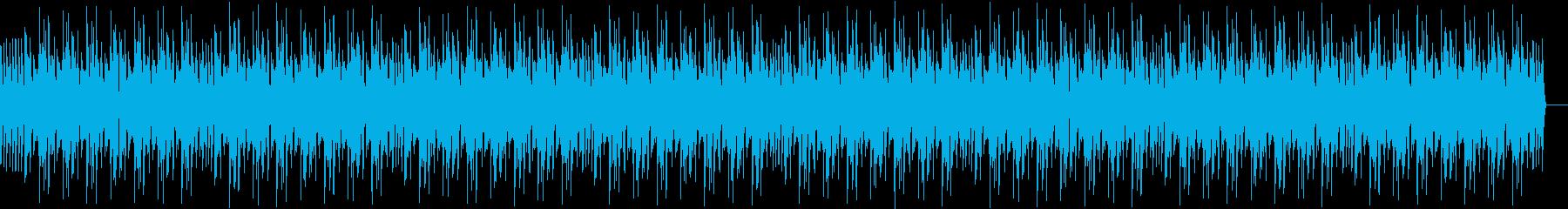 サイファービート6の再生済みの波形