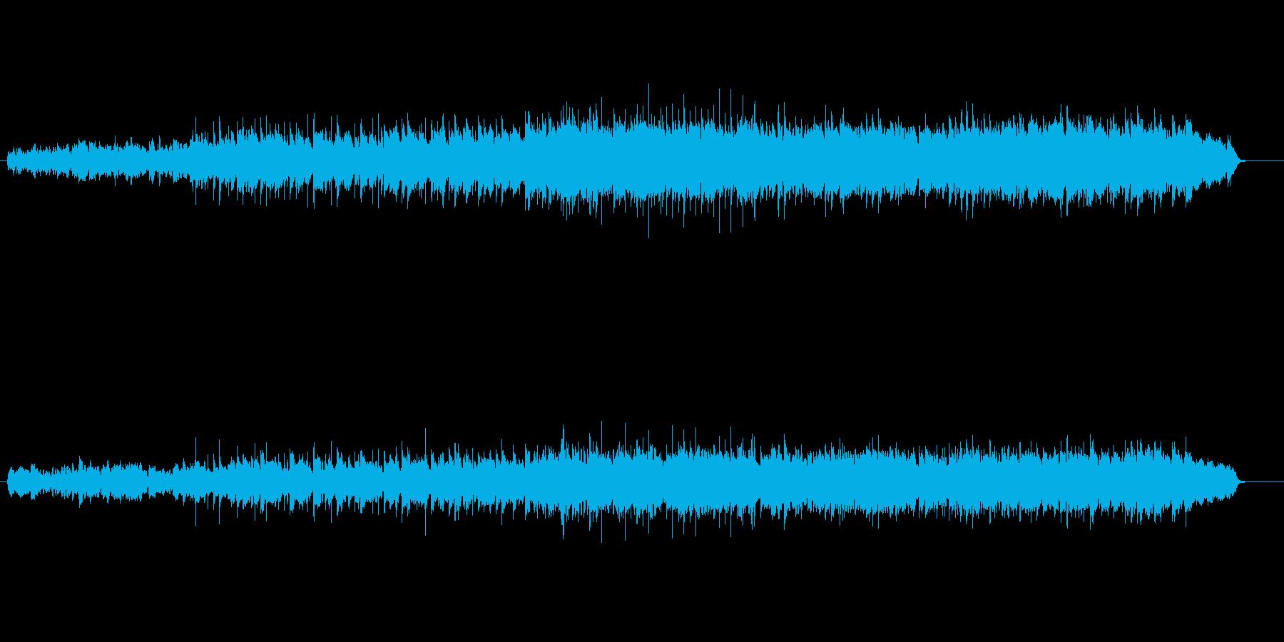 ハート・ウォームなスロー・バラードの再生済みの波形