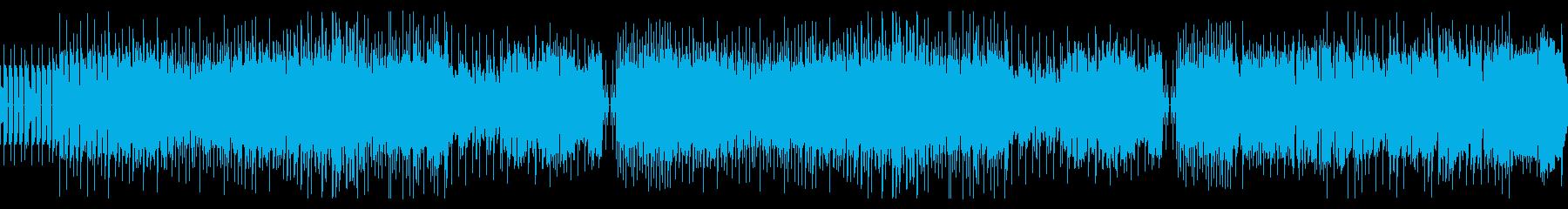 【ループ】メガドライブ音源 明るく軽快の再生済みの波形