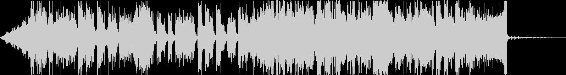 緊迫デジタルダークシネマティックEDMdの未再生の波形