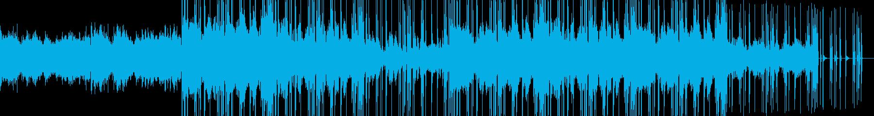 【ポップス】洋楽ヒットチャートナンバー風の再生済みの波形