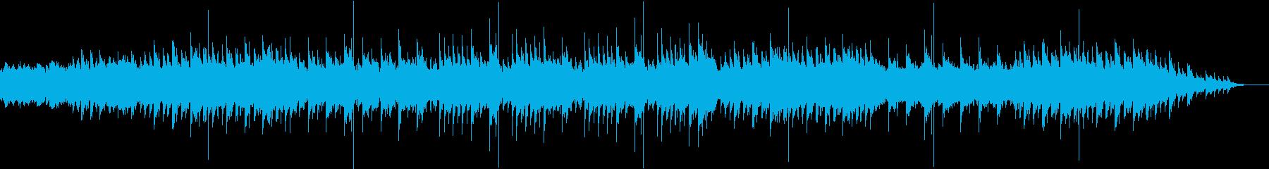 のんびり可愛らしいとしたAGtのBGMの再生済みの波形
