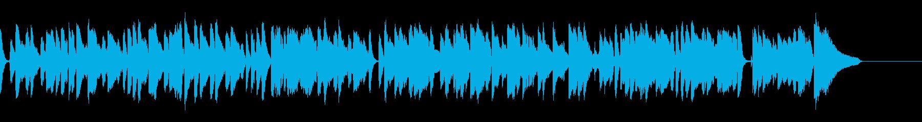 ウエスタン怪しい会話ブルース  の再生済みの波形
