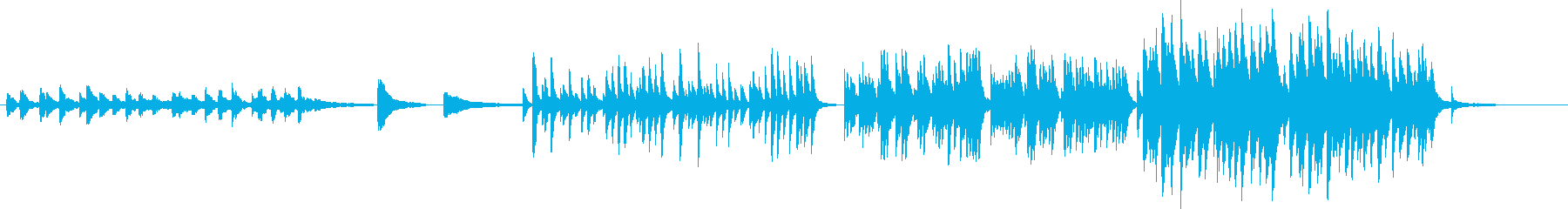 童話世界のBGM-Piano Ver.-の再生済みの波形