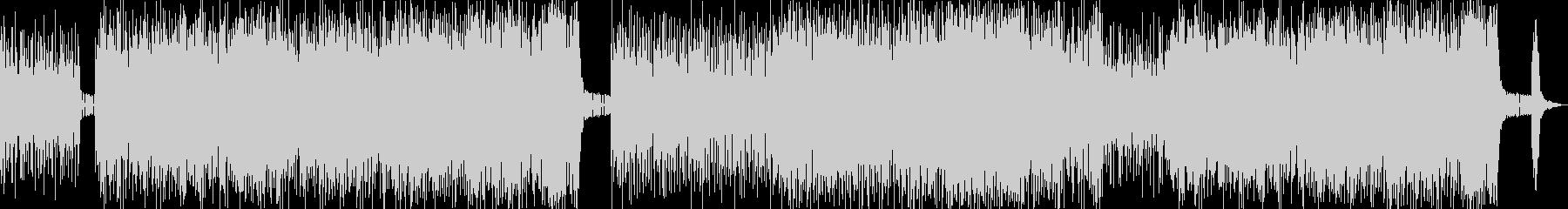 ヘヴィ+ストリングスのバトル曲の未再生の波形