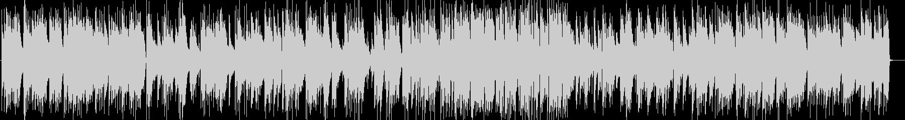 切ない感じのピアノトリオの未再生の波形