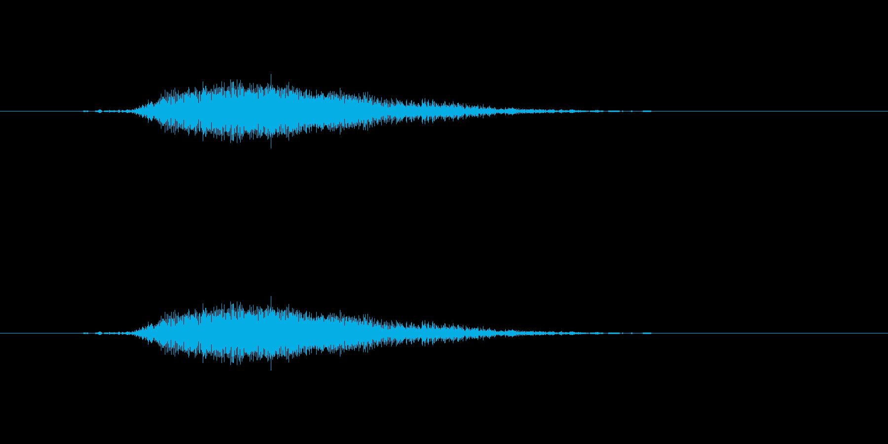 11/WOW /セクシー耳元でささやく♡の再生済みの波形