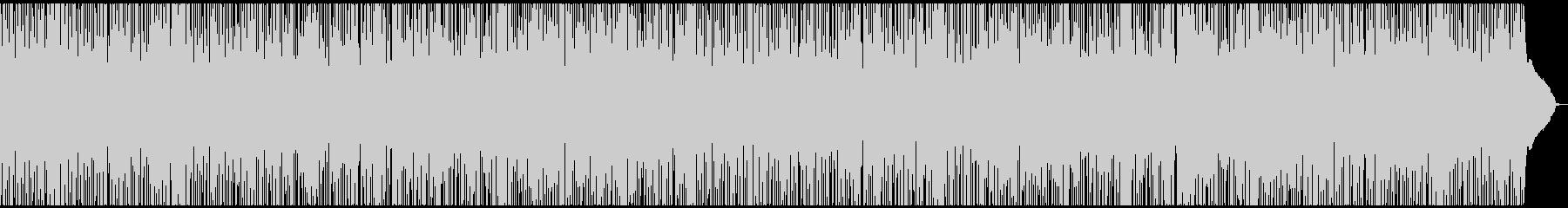 ホーンセクションとファンクギターが印象的の未再生の波形