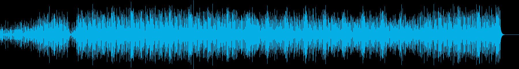 任○堂ゲーム風/ラテン調で明るく楽しいの再生済みの波形