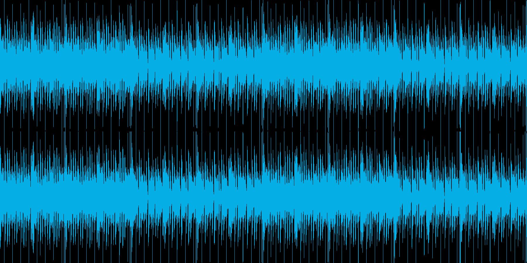 フューチャーベースEDM・かわいい楽しいの再生済みの波形