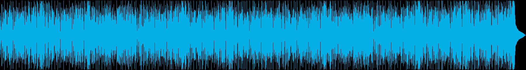 ちょっとした日常、ほのぼの、のんびりの再生済みの波形