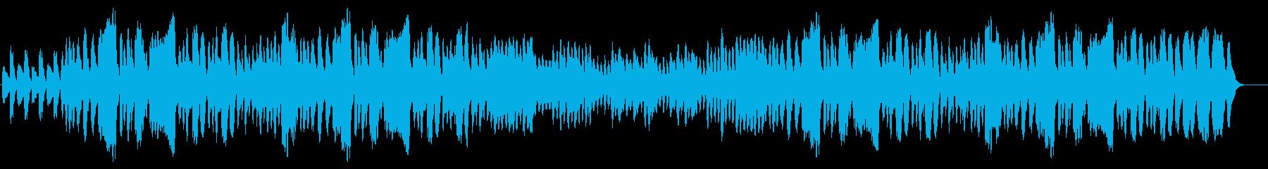 【フルート】葦笛の踊り「くるみ割り人形」の再生済みの波形