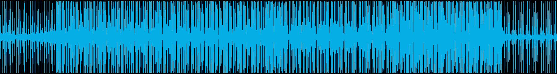 【ループ対応s】CMやVP近未来的ハウスの再生済みの波形