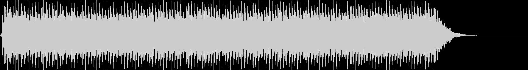目覚まし時計 アラーム ベル 1の未再生の波形