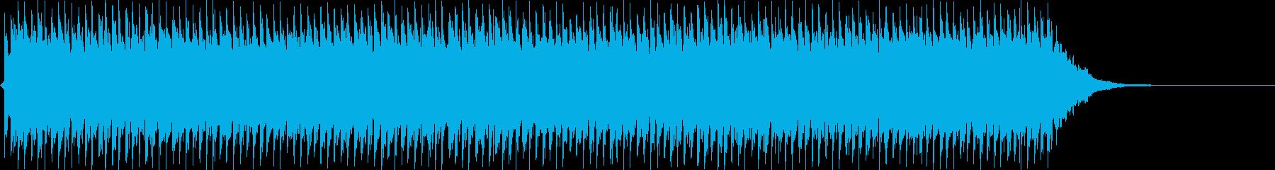 目覚まし時計 アラーム ベル 1の再生済みの波形