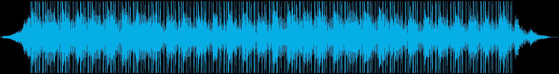 80's 静かでドリーミーなシンセポップの再生済みの波形