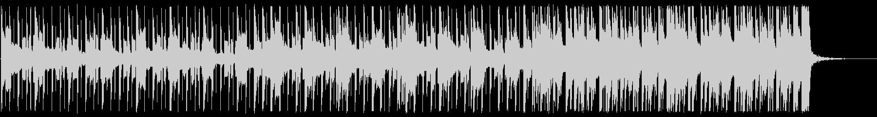 前向き/明るい/ハウス_No475_2の未再生の波形