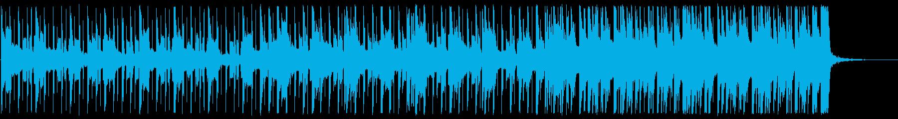 前向き/明るい/ハウス_No475_2の再生済みの波形