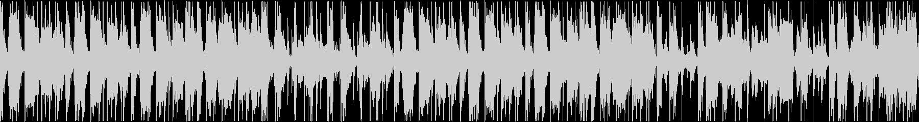 HIPHOP SOUL track1の未再生の波形