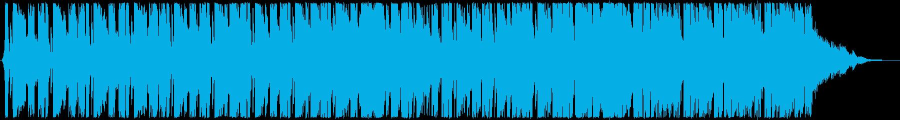ポップ アクション 電化 楽しげ ...の再生済みの波形