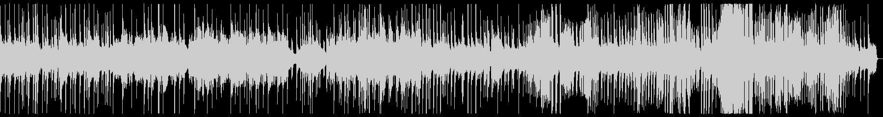 千鳥の曲 神秘的なサウンドの未再生の波形