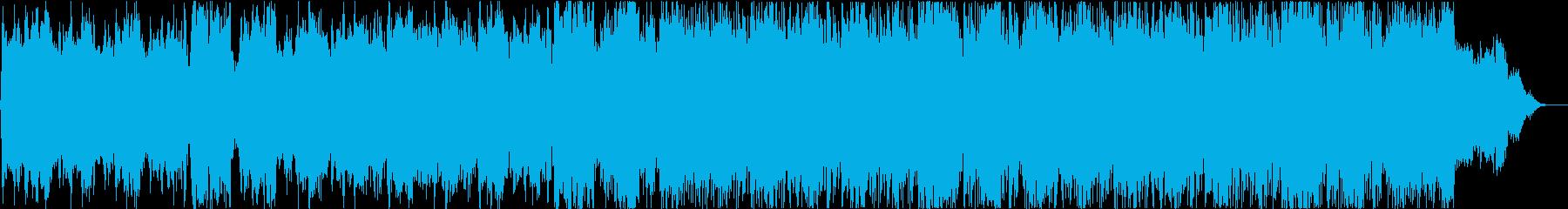 ブレイクビーツ アンビエント 神経...の再生済みの波形