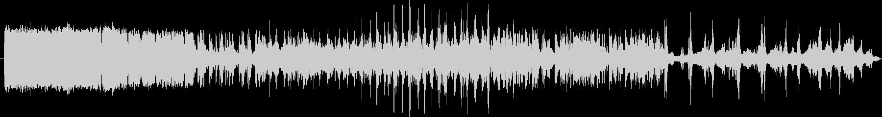 テスラコイル2;大型テスラコイル;...の未再生の波形