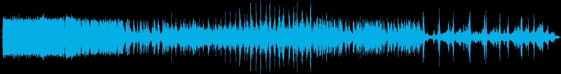 テスラコイル2;大型テスラコイル;...の再生済みの波形