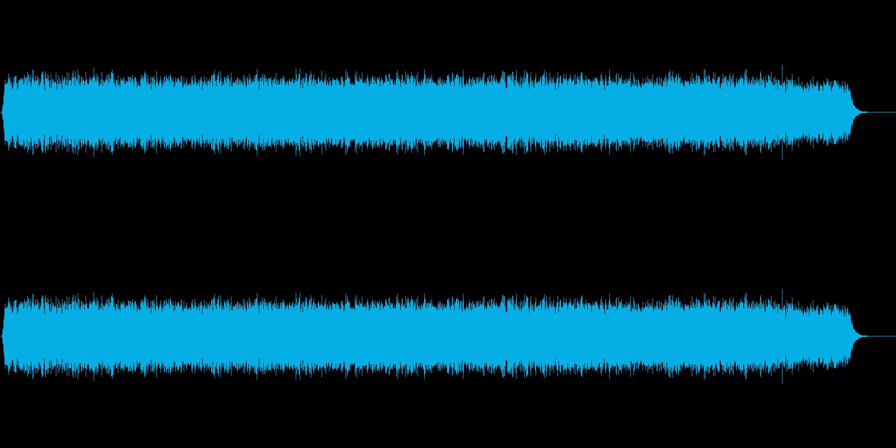 ジリリリリリリン…朝の音(Lo-Fi版)の再生済みの波形