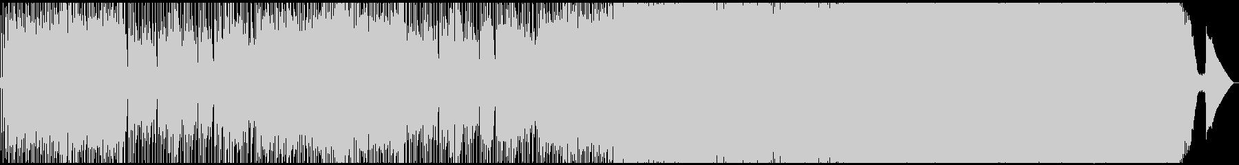 インディーズ ロック ポップ 代替...の未再生の波形