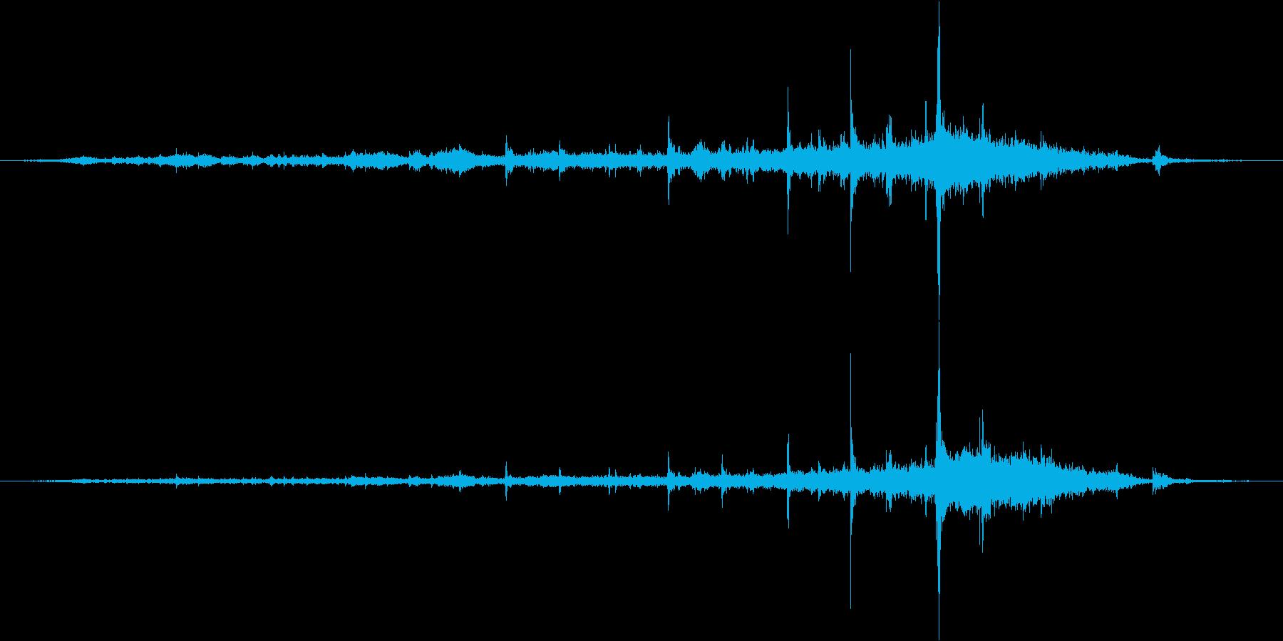ヴィンテージ1915電動路面電車:...の再生済みの波形