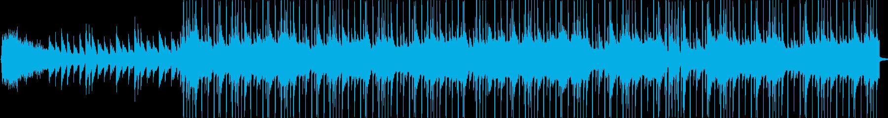 ラウンジ まったり ブレイクビーツ...の再生済みの波形