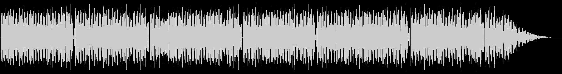 NES アクションD08-1(エンディンの未再生の波形