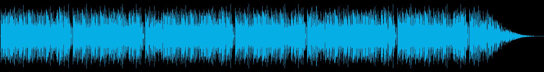 NES アクションD08-1(エンディンの再生済みの波形