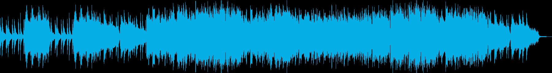 しっとり落ち着いたビッグバンドバラードの再生済みの波形