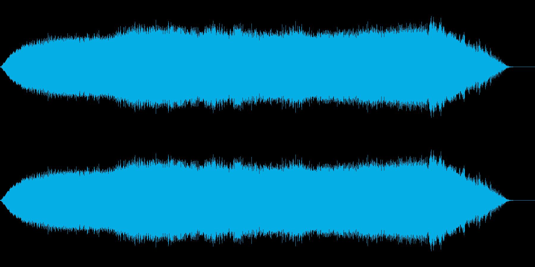 Drill アニメ風ドリル音 歯医者 2の再生済みの波形